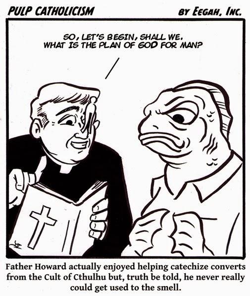 Pulp Catholicism 107