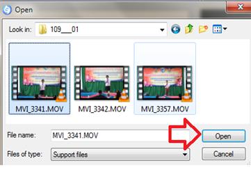การแปลงไฟล์ด้วย total video converter