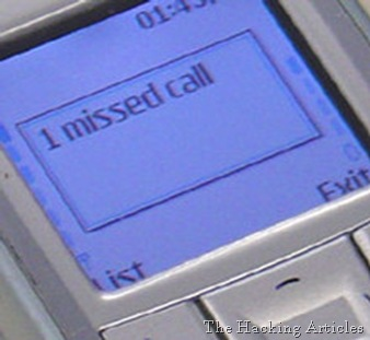 Miss call hack