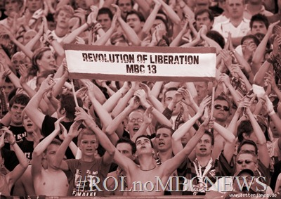 REVOLUTION OF LIBERATION