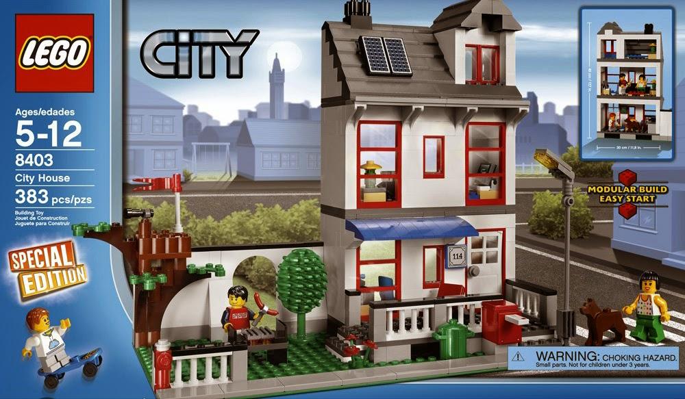 Lego city как сделать