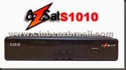 ATUALIZAÇÃO AZSAT S1010 HD 2