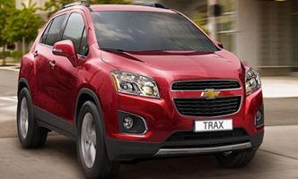 Chevrolet Tracker 20132014 (2)
