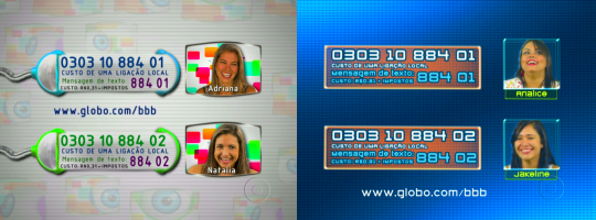 Gafismo - Paredão (Foto: Reprodução/TV Globo)