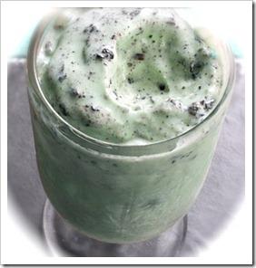 grasshopper milkshake