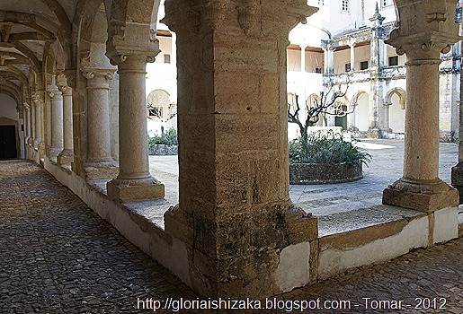 Glória Ishizaka - Tomar - Convento de Cristo 59