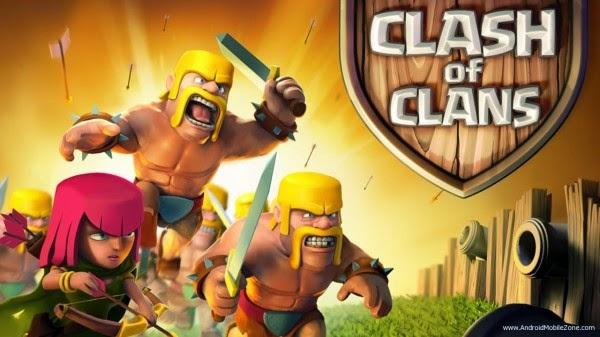 Clash of Clans v6.407.2 Mod apk (Unlimited Gold Gems Dark Elixir )