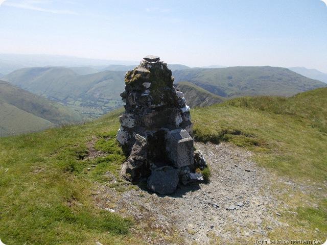 memorial cairn