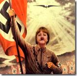 Merkel - Nazi