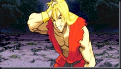 Street Fighter alpha 3, endings, Ken