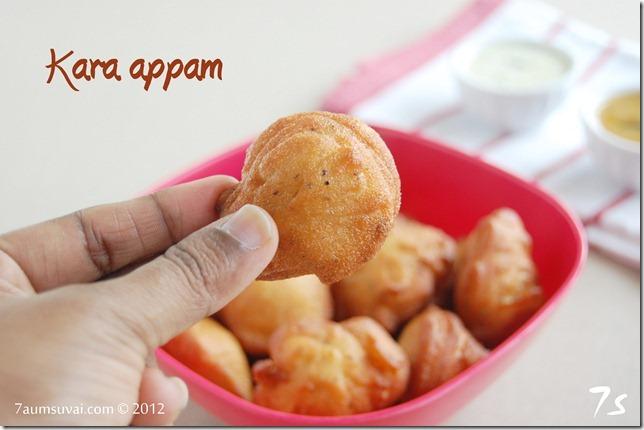 Kara appam