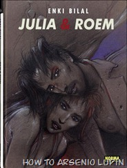 P00009 - Enki Bilal - Julia & Roem