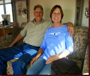 2014.10.07 Steve & Sylvia Hanson