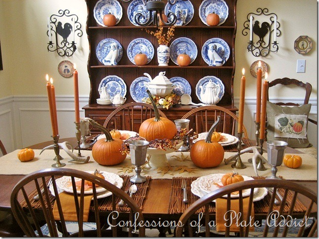 CONFESSIONS OF A PLATE ADDICT Pumpkins and Pewter 5