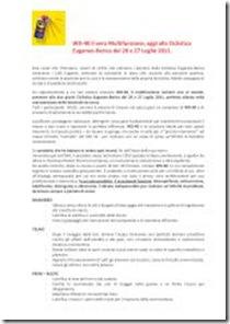 WD-40 Comunicato stampa Ciclistica Euganeo-Berica 26-27 Luglio 2011_01