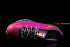nike lebron 10 low gr purple neon green 1 05 Release Reminder: NIKE LEBRON X LOW Raspberry (579765 601)
