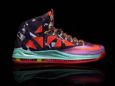 nike lebron 10 pe what the mvp 1 10 LEBRON X MVP Very Limited Release this Friday at Unknwn Miami, 4x HOHs, 5x Niketowns