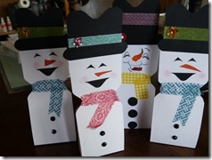 snowman Janet 1
