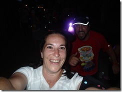 Disneyland Half Marathon Joey Fatone Photo Bomb