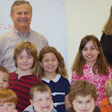 WBFJ Cici's Pizza Pledge - Reynolda Home School Group - K-5 - Winston-Salem - 2-7-13