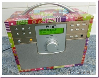 Decopatched Radio