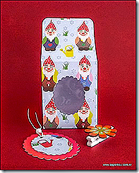 Geschenkverpackung-Süßigkeitenbox 2a
