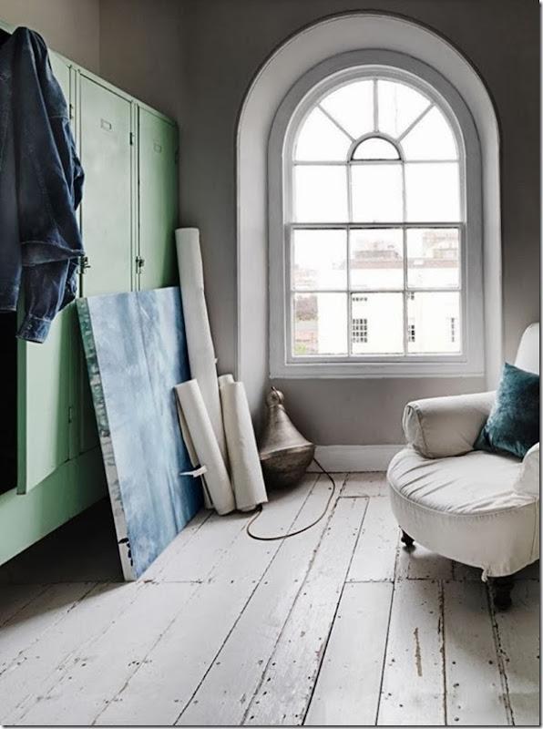 case e interni - casa stile inglese - moderno - chic (4)