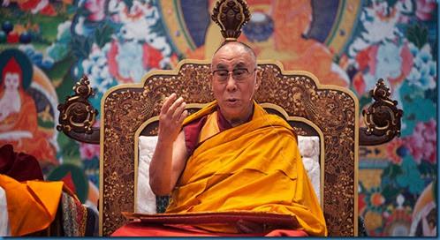 Dalai lama 2014