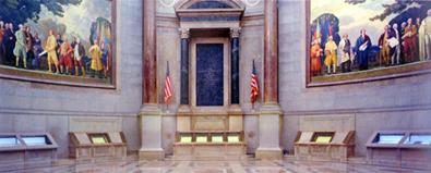 Sheva Apelbaum National Archives Hall