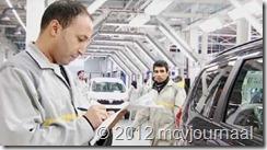 Productie Dacia Lodgy 11