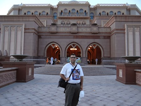 Hotel de lux: Palace of the Emirates Abu Dhabi