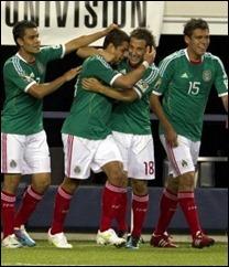 México - Nigeria