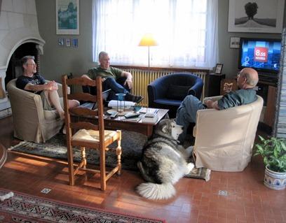 Walt, Ken, Munson & Lewis