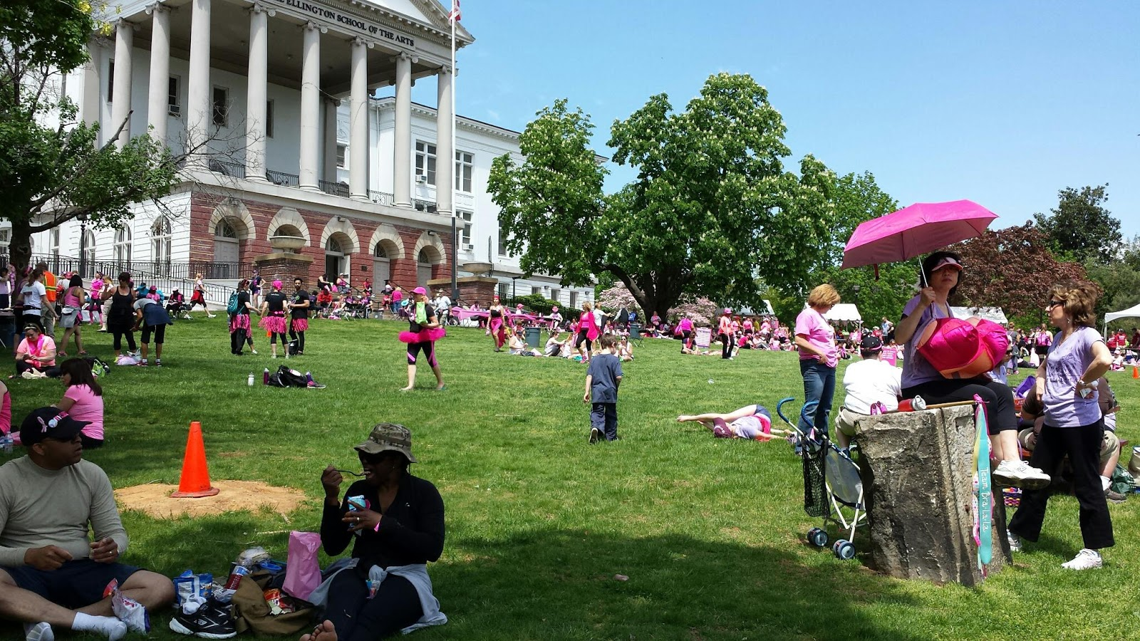 Avon breast cancer dc walk washington