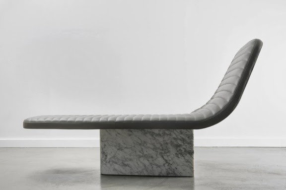 Grégoire-de-Lafforest-Leather-Marble-Lounge-Chair-1.jpg