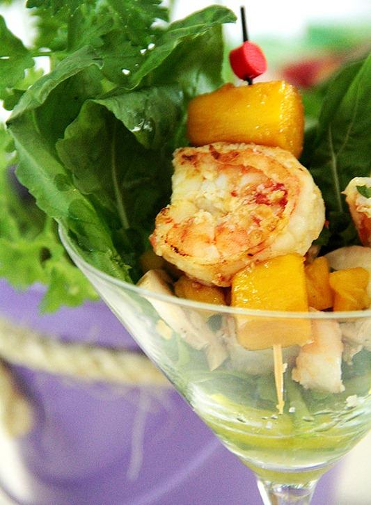 salada manga