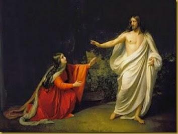 RESURRECCION CON MAGDALENA
