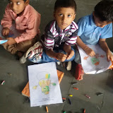 Crafts Time @ Swarnapuri Branch
