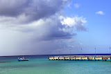 A Lone Fisherman - Bridgetown, Barbados