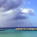 A Lone Fisherman - Bridgetown, Barbados
