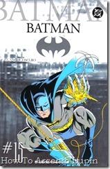 P00015 - Coleccionable Batman #15 (de 40)