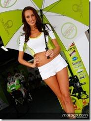 Paddock Girls Gran Premio de Aragón 18 September 2011 MotorLand Aragon Aragon (5)