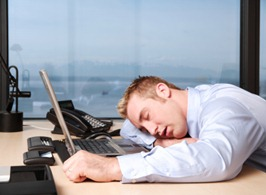 drowsiness and headache affecting blogging