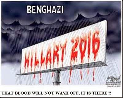 Hillary 2016 Is Washing Away