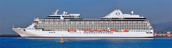 Την Κεφαλονιά θα επισκεφτεί στο παρθενικό του ταξίδι του κρουαζιερόπλοιο «Ριβιέρα»
