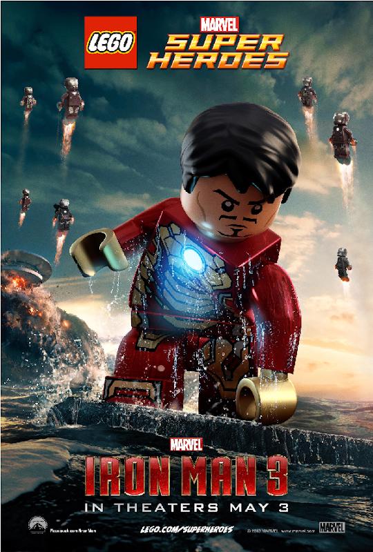 lego marvel super heroes iron man