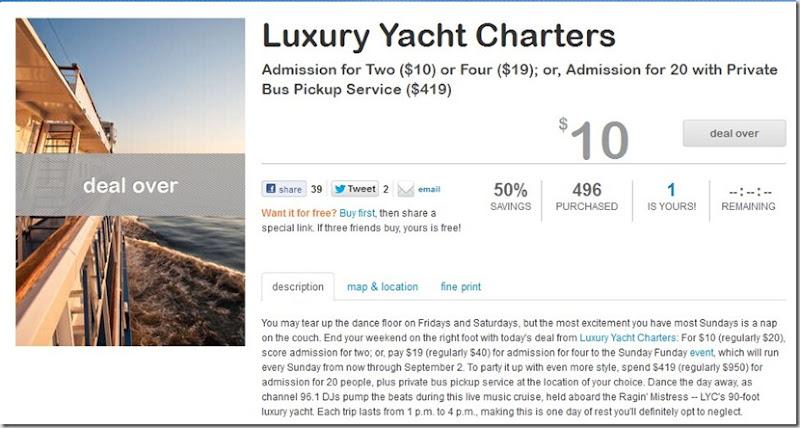 Yacht Deal