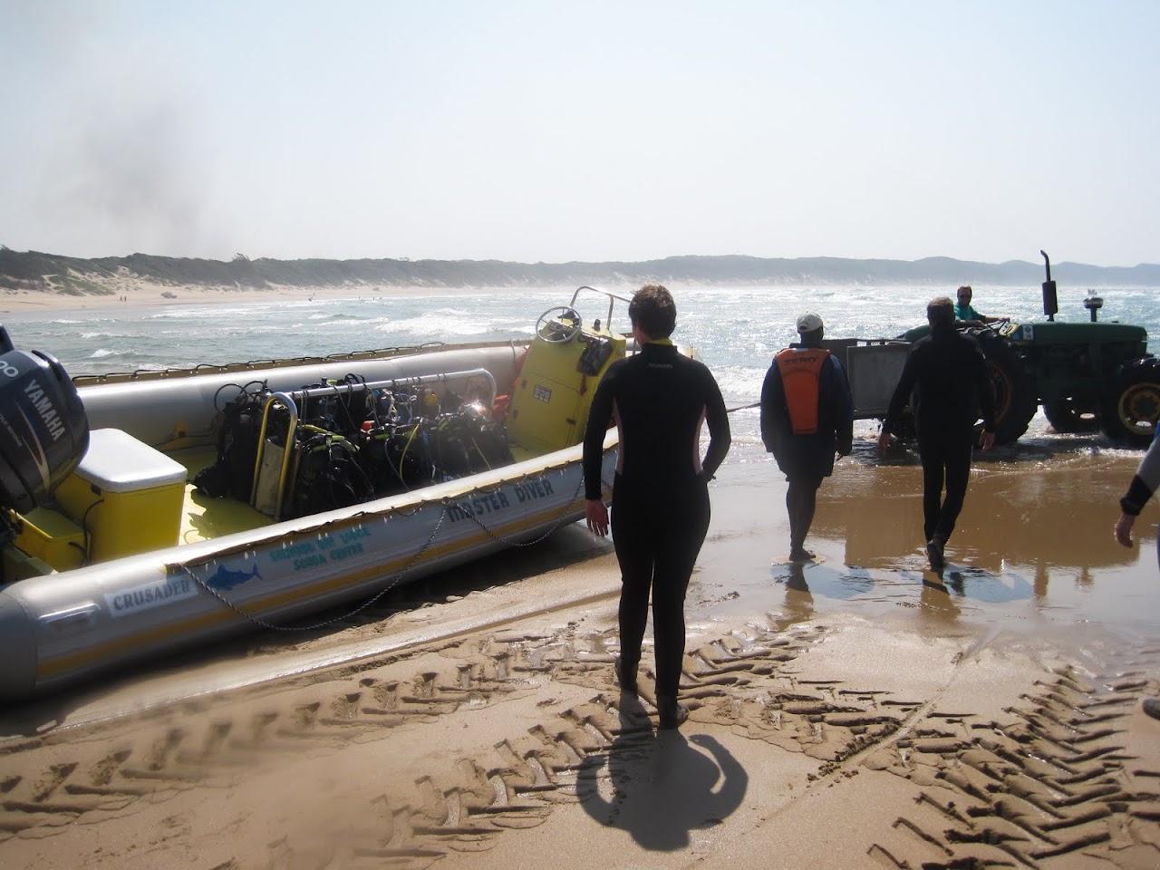 Scuba diving Sodwana Bay