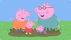 Winner PEPPA PIG DVD