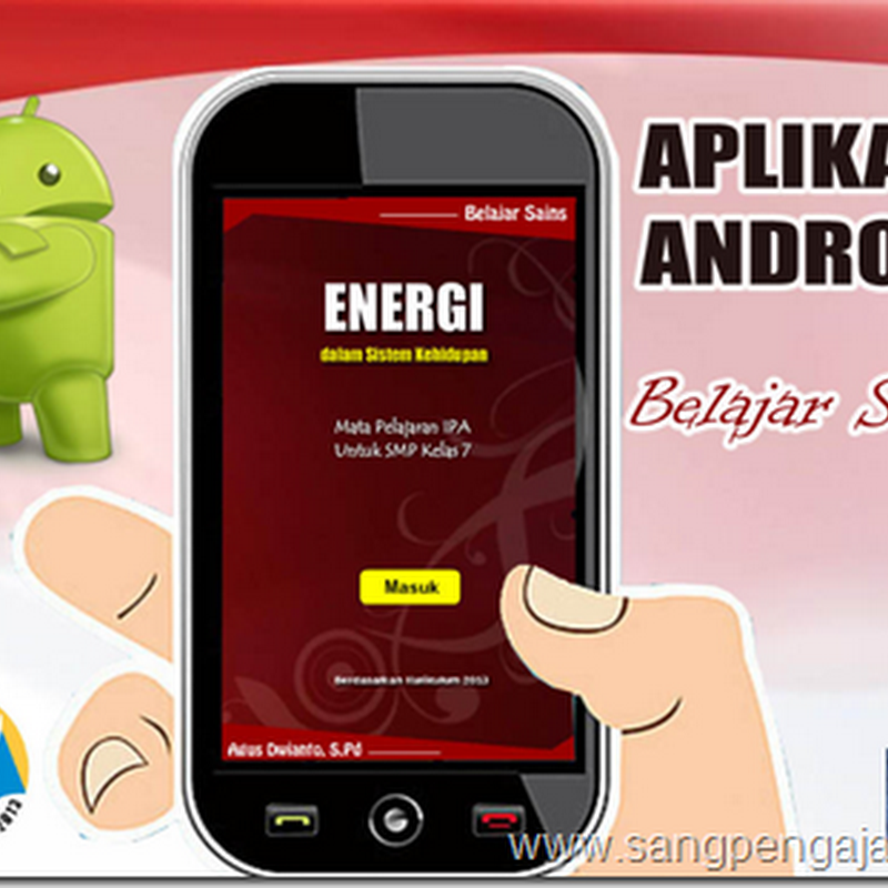 Download Aplikasi Android Belajar Sains : Energi